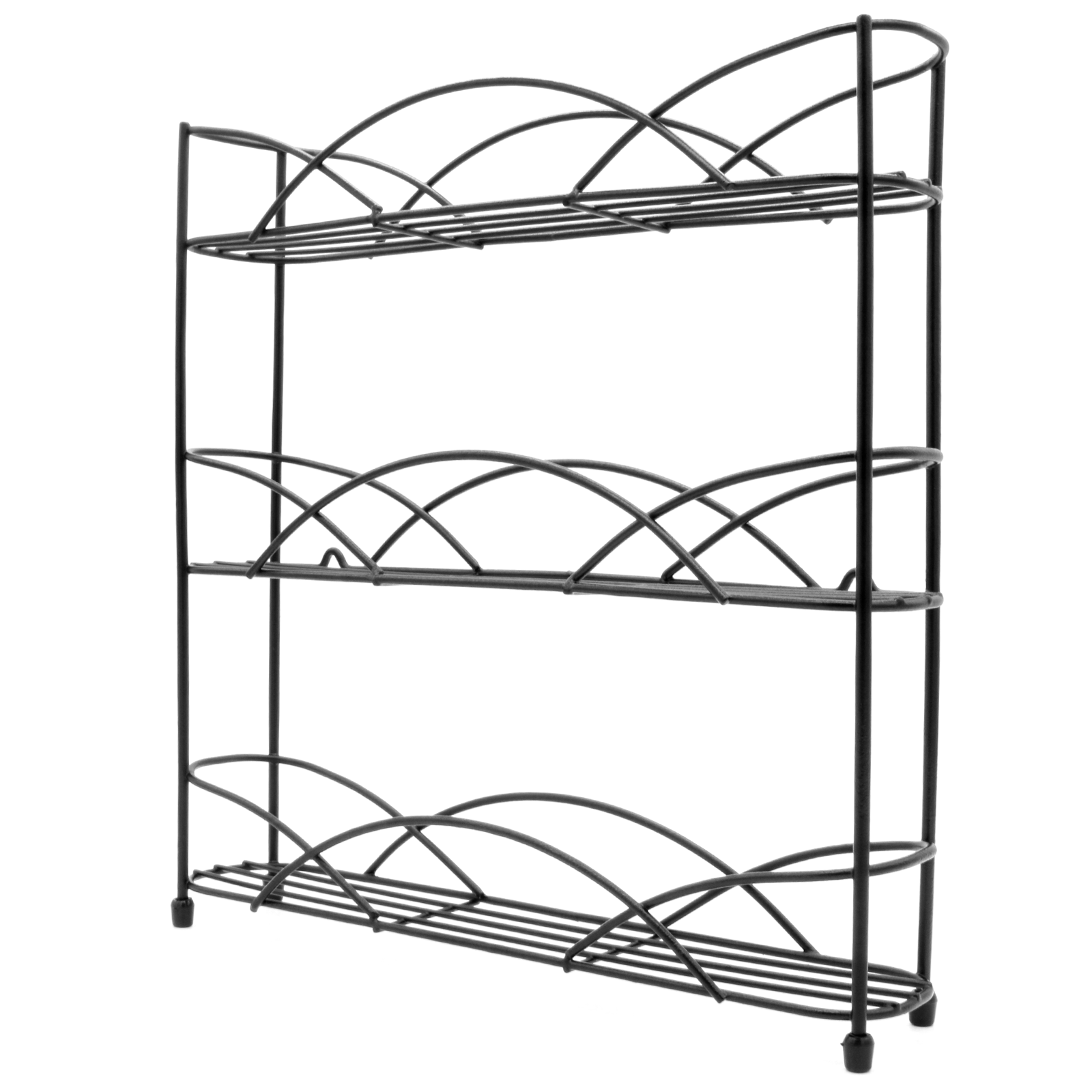 Free-Standing-3-Tier-Herb-amp-Spice-Rack-Non-slip-Universal-Fit-M-amp-W thumbnail 17