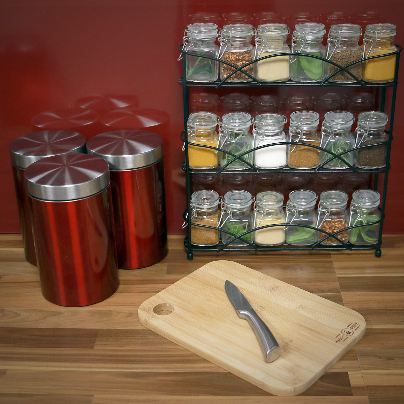 Free-Standing-3-Tier-Herb-amp-Spice-Rack-Non-slip-Universal-Fit-M-amp-W thumbnail 14
