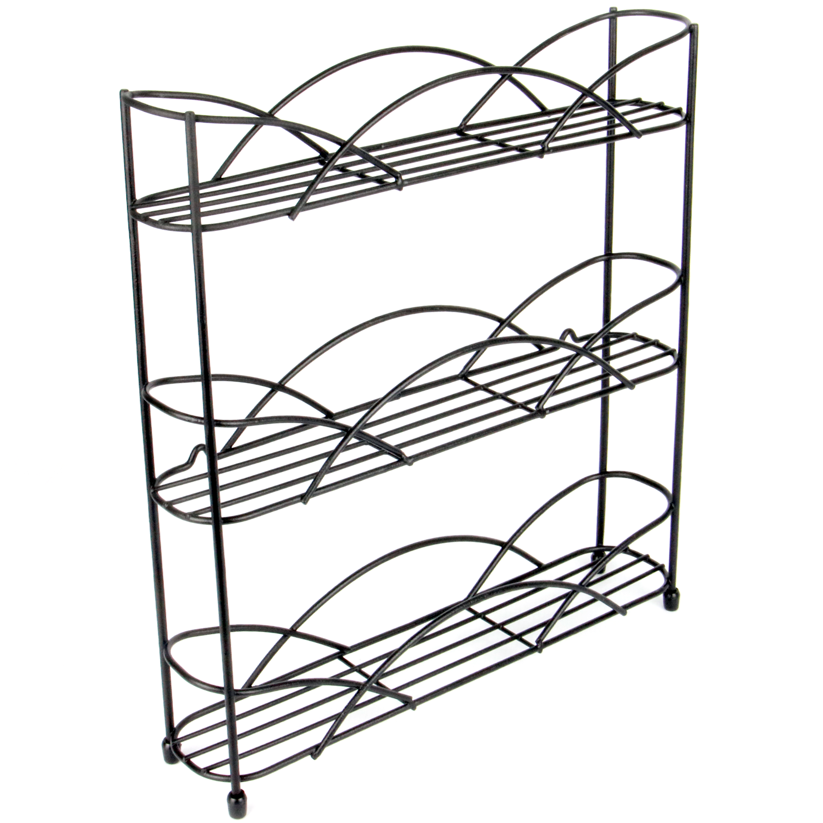 Free-Standing-3-Tier-Herb-amp-Spice-Rack-Non-slip-Universal-Fit-M-amp-W thumbnail 12