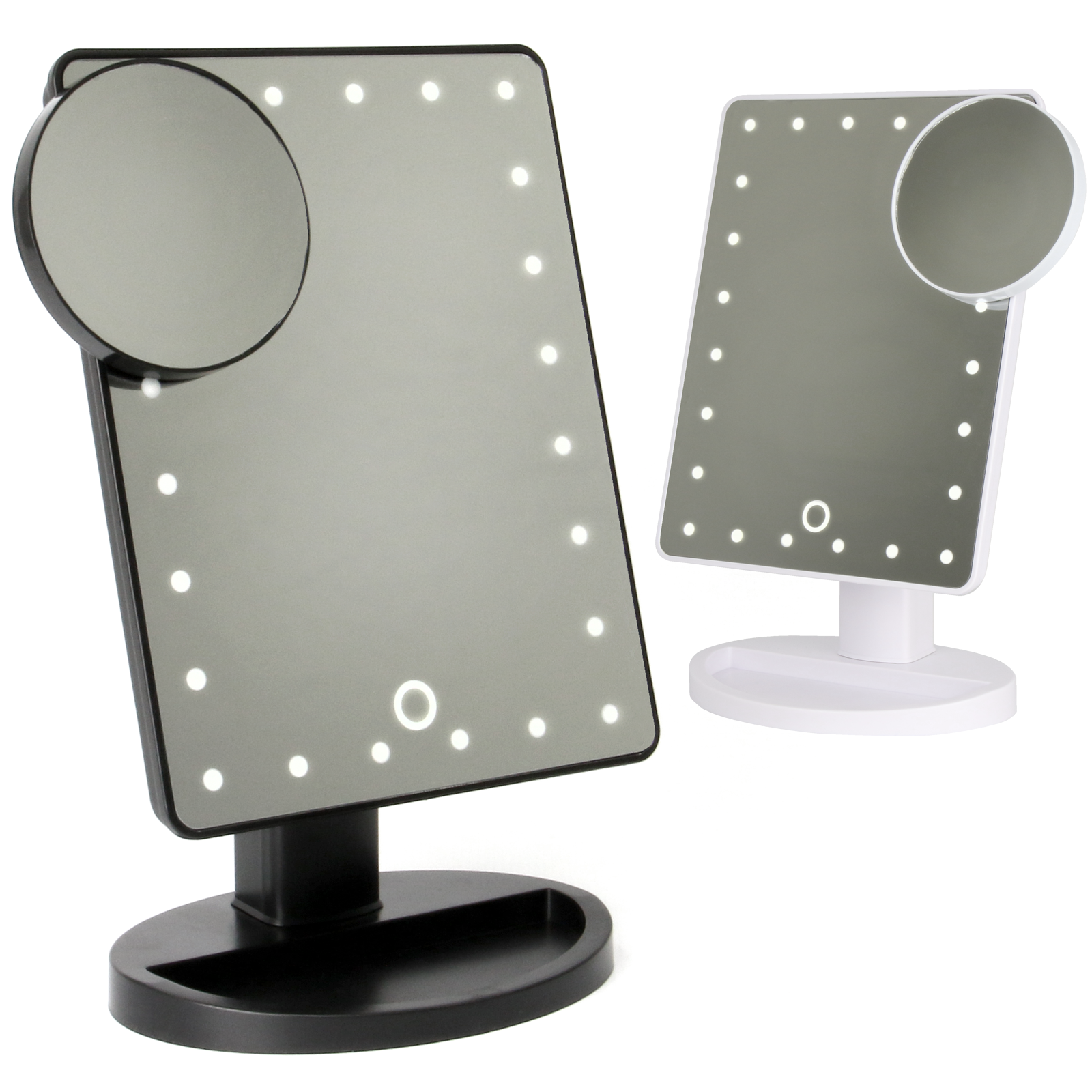 Led Light Up Illuminated Make Bathroom Mirror