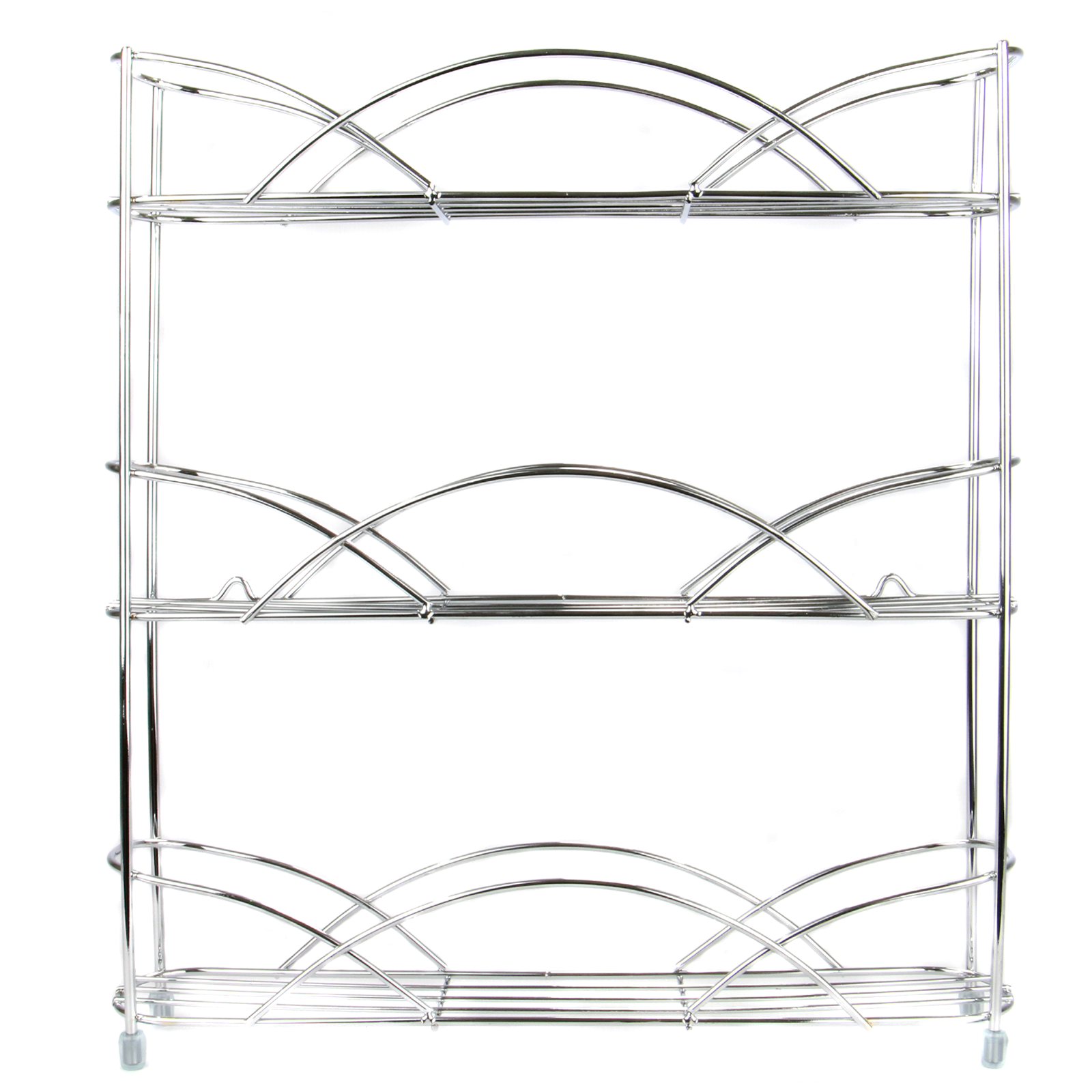 Free-Standing-3-Tier-Herb-amp-Spice-Rack-Non-slip-Universal-Fit-M-amp-W thumbnail 9