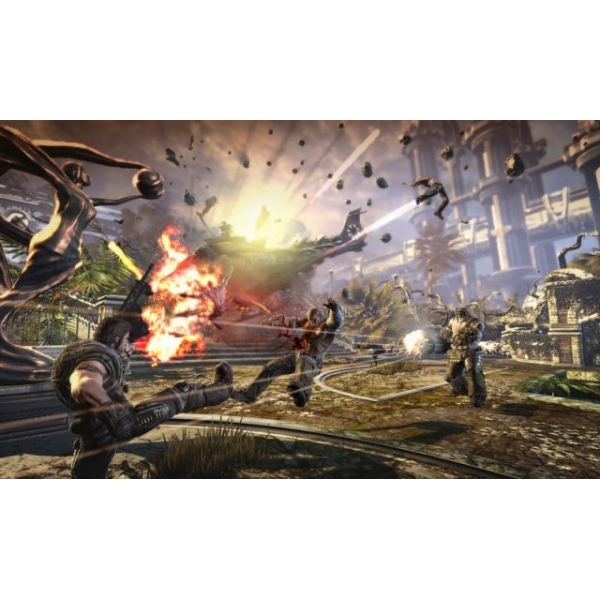 Bulletstorm Game PS3 - Image 3