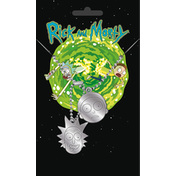 Rick and Morty Rick and Morty Dog Tag