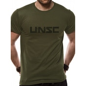 Halo 5 - UNSC Unisex Small T-Shirt - Green