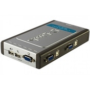 D-Link DKVM-4U KVM Switch