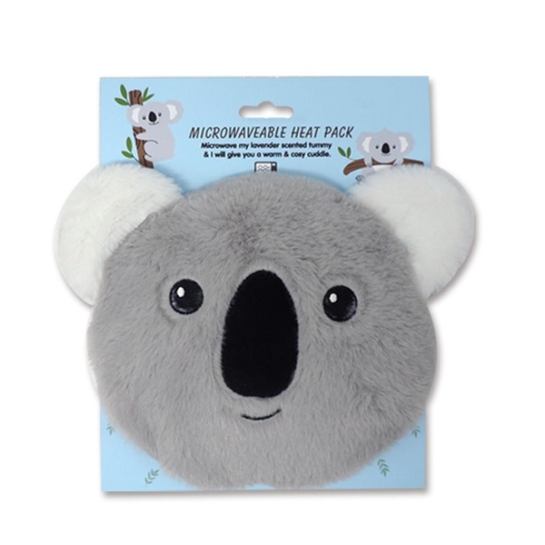 Microwavable Koala Round Heat Pack