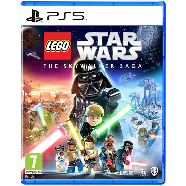 Lego Star Wars The Skywalker Saga PS5 Game - Image 1