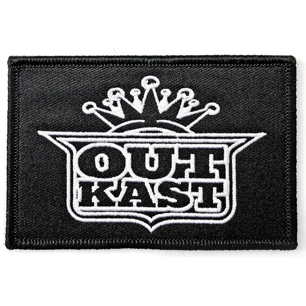 Outkast - Imperial Crown Logo Standard Patch