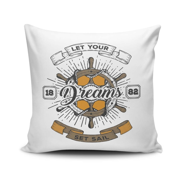 NKLF-345 Multicolor Cushion Cover
