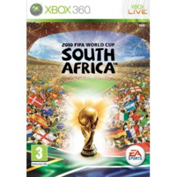 FIFA World Cup South Africa 2010 Game Xbox 360