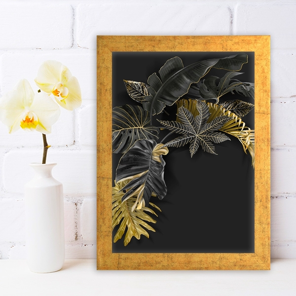 AC1227217195 Multicolor Decorative Framed MDF Painting