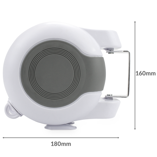 Double Retractable Washing Line 30m | M&W - Image 3