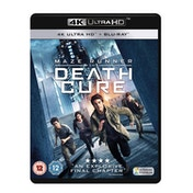 Maze Runner: The Death Cure 4KUHD   Blu-ray