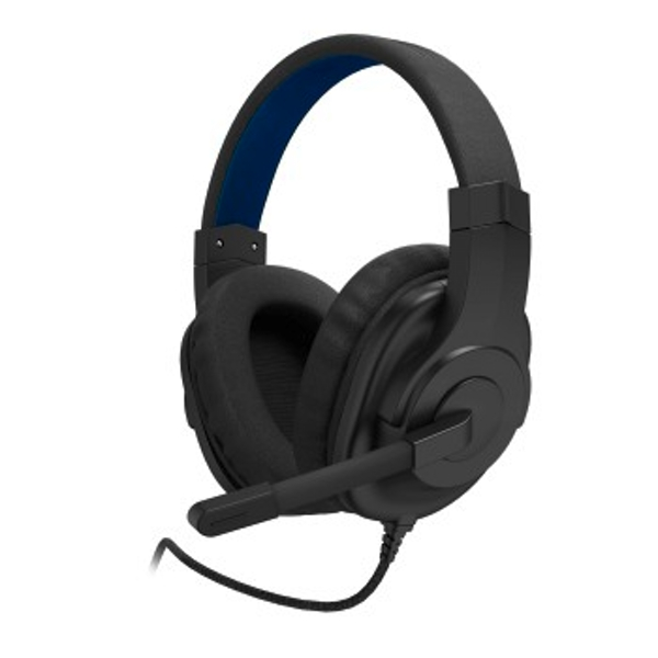 Urage SoundZ 200 Gaming Headset with Microphone / USB for Computer / Specifically for Video Games / Plastic Black / Blue