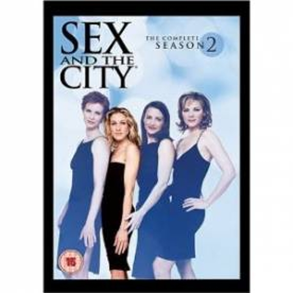 Sex And The City The Complete Season 2 DVD