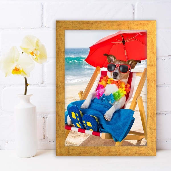 AC633648062 Multicolor Decorative Framed MDF Painting