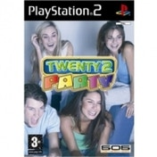 Ex-Display Twenty 2 Party Simply 20 Game PS2 Used - Like New