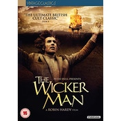 The Wicker Man 1973 DVD