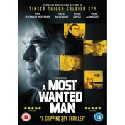 A Most Wanted Man DVD