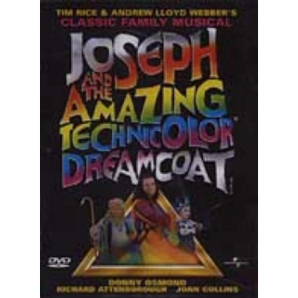 Joseph And The Amazing Technicolor Dreamcoat DVD