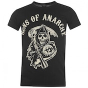 Sons of Anarchy T-Shirt Medium