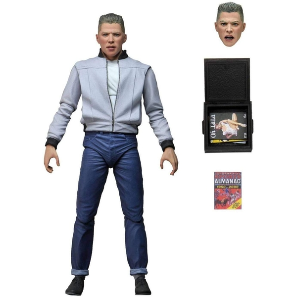 Ultimate Biff (Back to the Future) 7 Inch Neca Action Figure