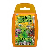 Top Trumps Plants Vs Zombies