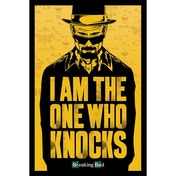 Breaking Bad - I Am The One Who Knocks Maxi Poster