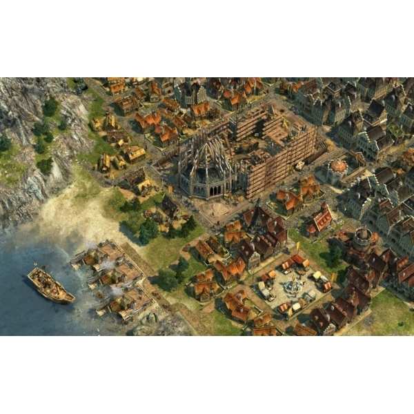 Anno 1404 Gold Edition Game PC - Image 3