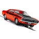 Dodge Challenger T/A Red and Black 1:32 Scalextric Classic Street Car - Image 2
