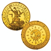 Sea of Thieves Pirate for all Eternity Collectable Coin (Gold)