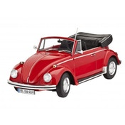 VW Beetle Cabriolet'70 1:24 Revell Model Set