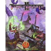 Tome of Beasts 2 by Mike Welham, Phillip Larwood, Wolfgang Baur, Brian Suskind, Dan Dillon, James Introcaso (Hardcover, 2020)