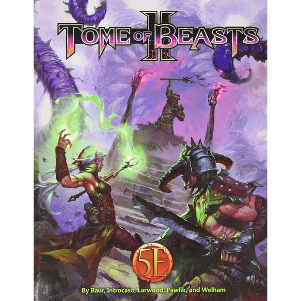 Tome of Beasts II 5th Edition RPG