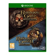 Baldur's Gate Enhanced Edition Xbox One Game [Used]