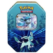 Pokemon TCG: Evolution Celebration Tin (Leafeon, Glaceon or Sylveon)