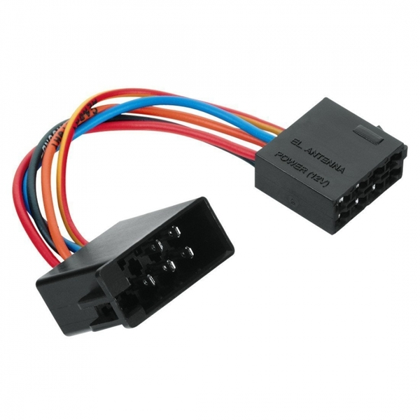 Vehicle Adapter ISO - ISO for Audi/Opel/VW