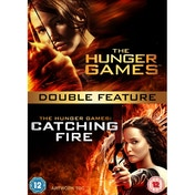 The Hunger Games  The Hunger Games Catching Fire DVD