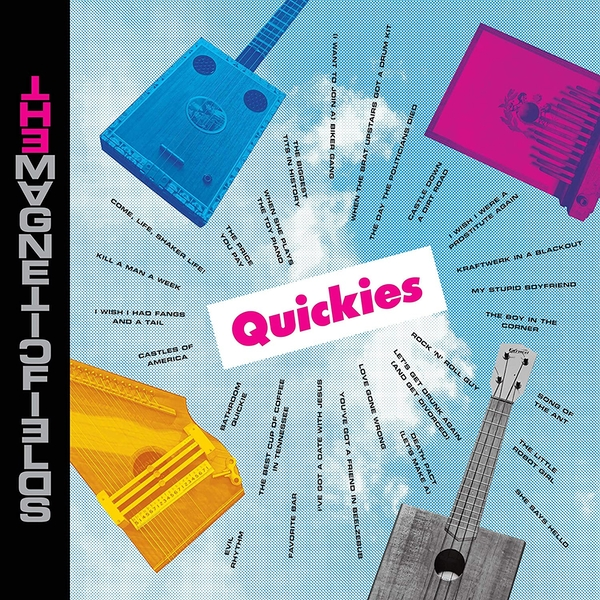 The Magnetic Fields - Quickies Vinyl