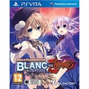 MegaTagmension Blanc + Neptune VS Zombies PS Vita Game