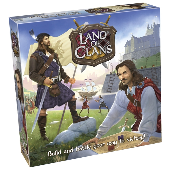 Land of Clans Board Game