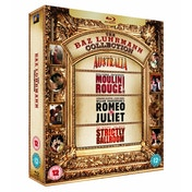 The Baz Luhrmann Collection Blu-ray