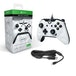PDP Deluxe Wired Controller White Camo for Xbox One - Image 5