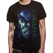 Thor Ragnarok - Hulk Script Men's Medium T-Shirt - Black