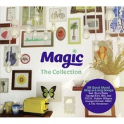 Various Artists - Magic The Collection CD