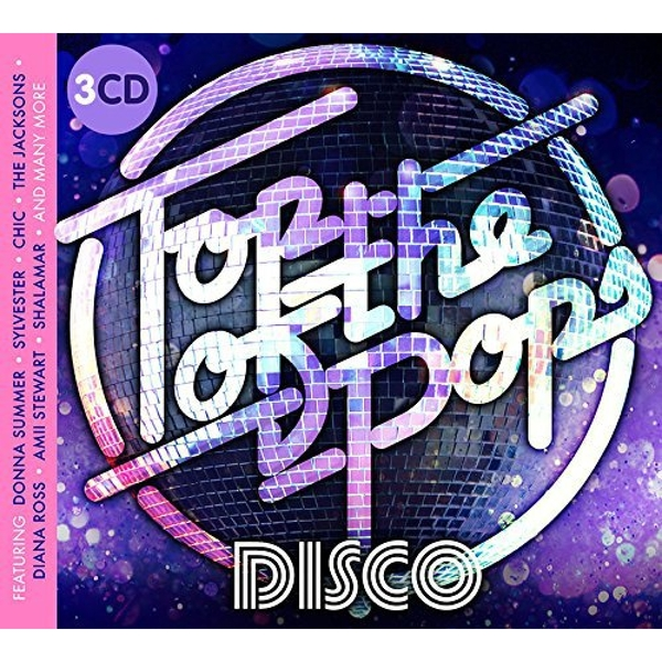 Various Artists - TOTP Disco Music CD