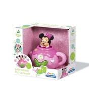 Clementoni Disney Minnie Pop Up Singing Teapot