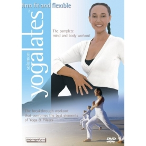 Yogalates 5 Firm, Fit and Flexible DVD