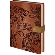 Game of Thrones - Sigils Notebook