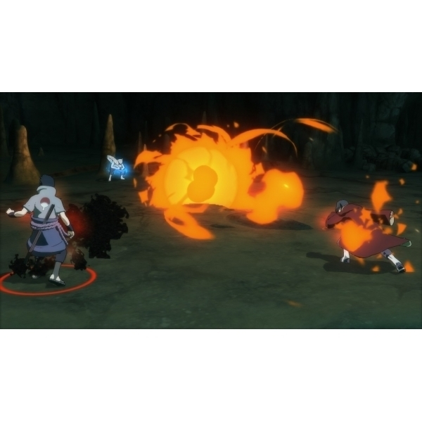 Naruto Shippuden Ultimate Ninja Storm 3 Full Burst Xbox 360 Game - Image 3
